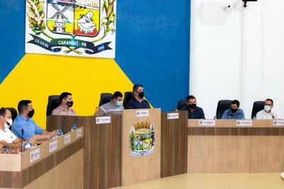 Proposições apresentadas na 23ª Sessão Ordinária